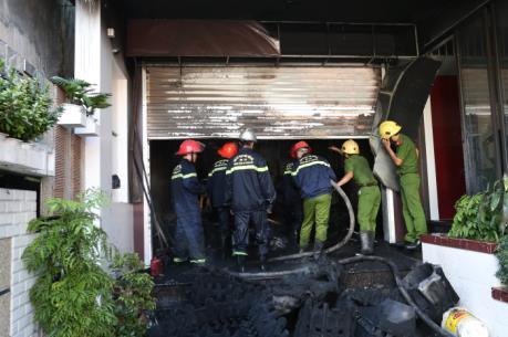 Thừa Thiên - Huế: Một ngày xảy ra 2 vụ cháy
