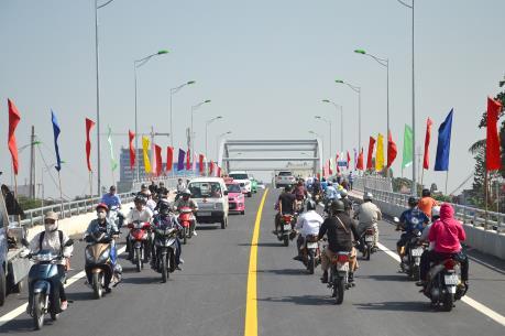 Điều chỉnh dự án Phát triển giao thông đô thị Hải Phòng