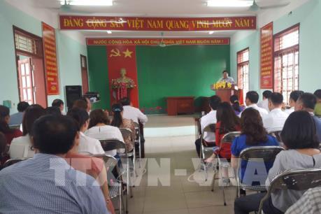 Kết quả kiểm nghiệm mẫu bánh kem tại trường Mầm non thị trấn Lim 2, Bắc Ninh