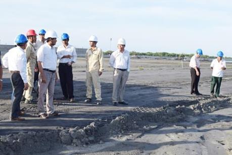 Bảo vệ môi trường tại Nhà máy Nhiệt điện Duyên Hải