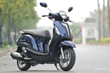 Thu hồi 110.250 xe máy Yamaha Nozza Grande