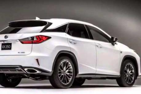 Khuyến cáo người tiêu dùng sử dụng ô tô Lexus RX200t và RX350