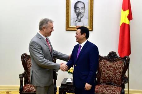 Phát triển mạnh mẽ, thực chất quan hệ Hoa Kỳ-Việt Nam