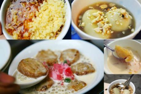 Điểm danh những món chè nóng không thể bỏ qua dành riêng cho mùa đông Hà Nội