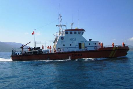 Va chạm giữa tàu hàng và sà lan trên luồng Vũng Tàu-Thị Vải, một người mất tích