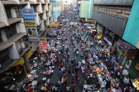 Kinh tế Philippines tăng trưởng mạnh nhất châu Á