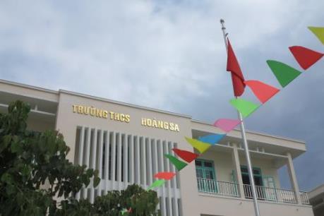 Ngày lễ 20/11 đầu tiên của ngôi trường mang tên quần đảo Hoàng Sa