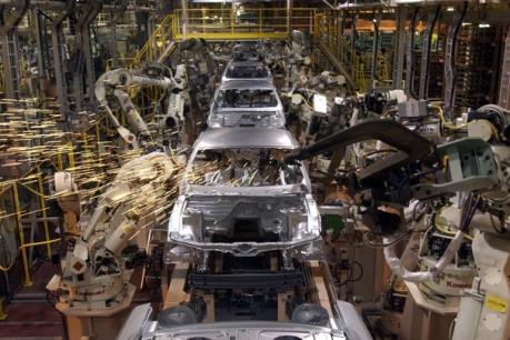 Mỹ: Sản lượng chế tạo tăng tháng thứ hai liên tiếp