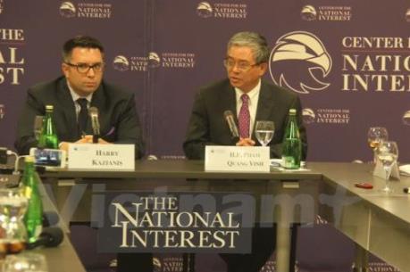Việt Nam và Mỹ có nền tảng vững chắc để thúc đẩy quan hệ song phương