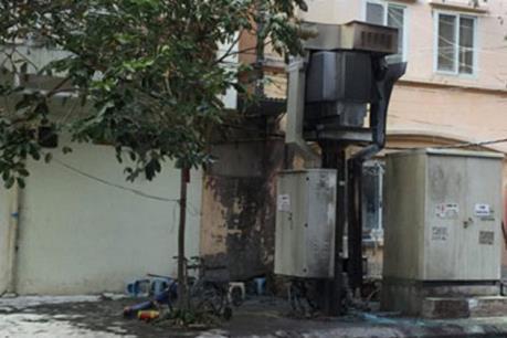 Vụ nổ trạm biến áp tại quận Hà Đông: Một nạn nhân đã tử vong