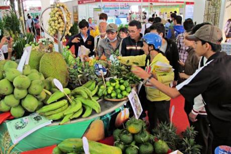 Khai mạc hội chợ nông nghiệp quốc tế Việt Nam 2016