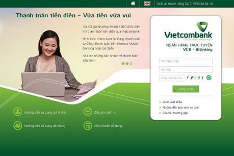 Vietcombank khuyến nghị khách hàng tránh rủi ro khi sử dụng dịch vụ VCB – iB@nking
