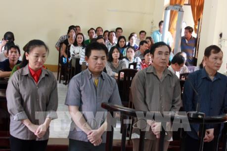 Tuyên án vụ án lừa đảo chiếm đoạt tài sản tại Cty Du lịch - Thương mại Kiên Giang