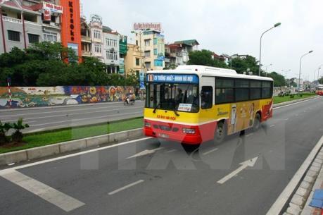 Hà Nội tăng thêm gần 1.400 xe buýt theo tiêu chuẩn châu Âu