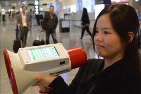 Panasonic cho ra mắt chiếc loa đặc biệt có khả năng tự động dịch