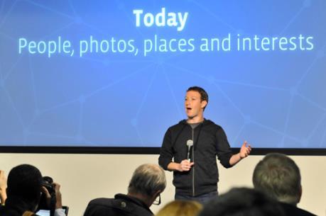 Tỷ phú Mark Zuckerberg muốn chống tin tức giả trên Facebook