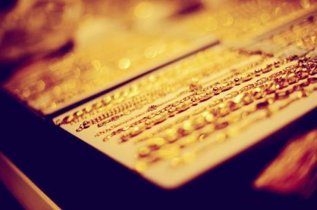 Giá vàng ổn định trong phiên đầu tuần