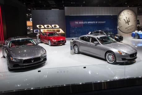Gần 60 mẫu xe mới lần đầu ra mắt tại triển lãm ô tô Los Angeles