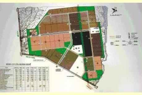 Mở rộng Khu công nghiệp Quán Ngang lên 321,74 ha