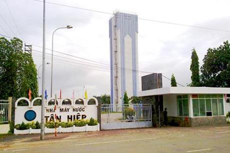 Khánh thành Nhà máy nước Tân Hiệp II cung cấp nước cho Tp. Hồ Chí Minh