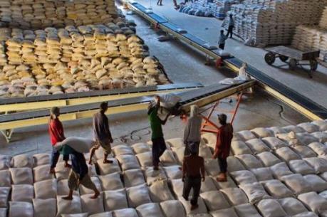 Chương trình trợ giá có thể đẩy giá gạo nếp tại Thái Lan tăng vọt