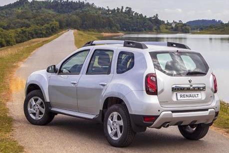 Cơ hội mua xe Renault Duster chỉ với 255 triệu đồng