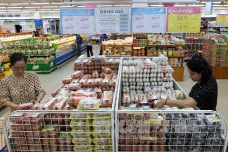 Đảm bảo nguồn cung lương thực, thực phẩm cho Tết