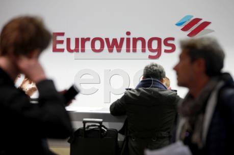 Đức: Tiếp viên đình công khiến hàng chục chuyến bay của hãng Eurowings bị hủy
