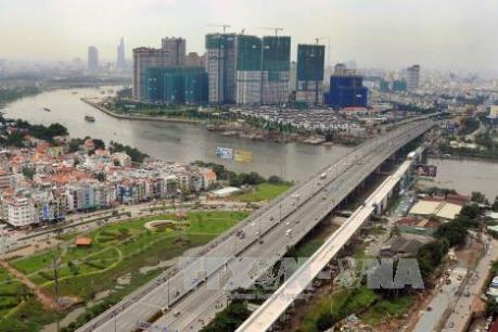 Tp.Hồ Chí Minh: Ngân hàng nước ngoài quan tâm dự án cơ sở hạ tầng, giao thông