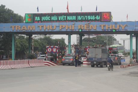 Giảm mức thu phí trạm Bến Thủy, Quốc lộ 1