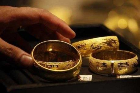 Giá vàng trong nước chiều 9/12 tiếp tục đà giảm nhẹ