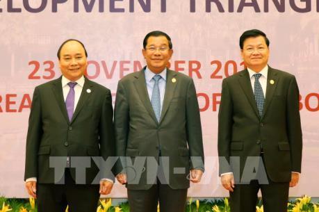 Công bố kết quả Hội nghị cấp cao Khu vực Tam giác phát triển CLV – 9