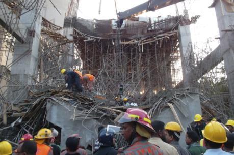 Trung Quốc: Sập công trình xây dựng, hơn 20 người thiệt mạng