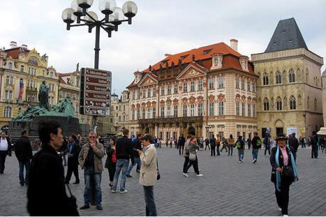 Việt Nam nằm trong nhóm 12 thị trường tiềm năng hàng đầu của CH Czech