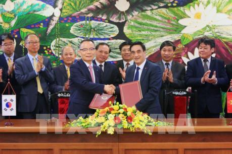 Vay gần 77 triệu USD vốn Hàn Quốc cho dự án thủy lợi sông Lèn và sông Hoàng Mai
