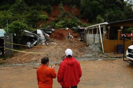 Động đất 7,2 độ richter làm rung chuyển El Salvador, Nicaragua