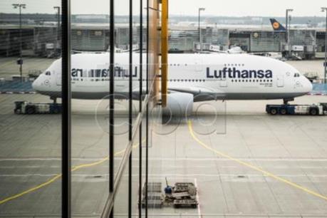 Thêm 830 chuyến bay của Lufthansa bị hủy do đình công