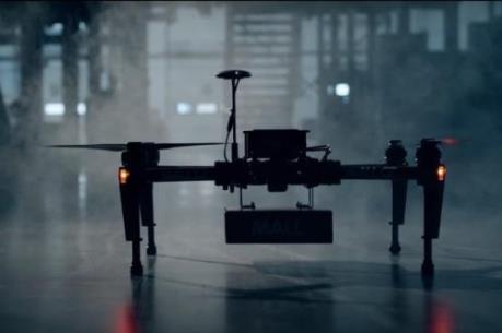 Séc: Thử nghiệm dùng máy bay không người lái giao hàng