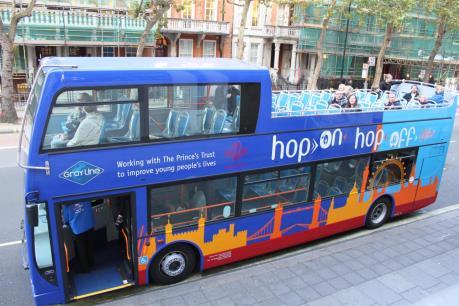Đà Nẵng sắp có xe buýt mui trần dạo quanh thành phố