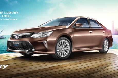 Toyota muốn tăng cường bán xe hybrid tại Ấn Độ