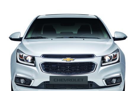 Ra mắt Chevrolet Cruze bản nâng cấp