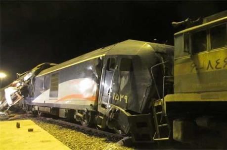 Tàu hỏa trật đường ray tại Iran: 31 người thiệt mạng