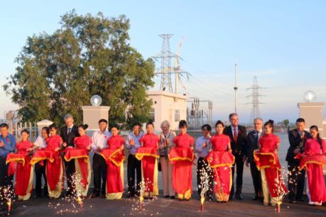 Bình Thuận: Đưa vào hoạt động Nhà máy điện gió Phú Lạc