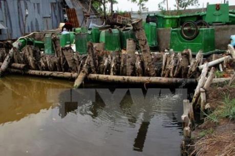 Chất lượng môi trường nước đang diễn biến phức tạp
