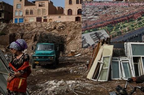Động đất 6,7 độ ríchte ở khu vực Tân Cương, Trung Quốc