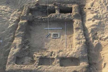Phát hiện thành phố cổ đại Ai Cập hơn 7.000 năm tuổi