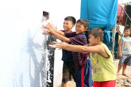 Biển đảo Việt Nam: Khánh thành Trạm cấp nước cho huyện ven biển tỉnh Bến Tre