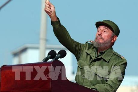 Điện chia buồn đồng chí Fidel Castro từ trần