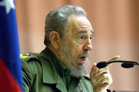 Phản ứng của các nước châu Mỹ trước tin lãnh tụ Cuba Fidel Castro từ trần