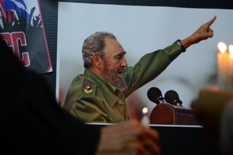 Thế giới vĩnh biệt huyền thoại Cách mạng - Lãnh tụ Cuba Fidel Castro